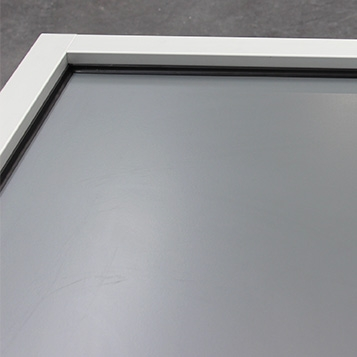 Fitting of panel elements