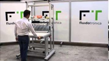 Locais de trabalho ergonómicos MINITEC [FLUIDOTRONICA]