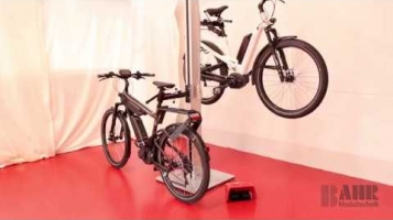 GDGT 90 | Sistema de elevação para bicicletas [BAHR]
