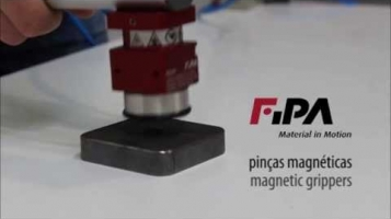 Pinças magnéticas FIPA [FLUIDOTRONICA]