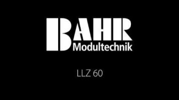 Sistema de posicionamento LLZ 60   Ajuste [BAHR]