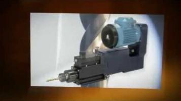 Unidades de furação eletro-pneumática BE 48 [E2 SYSTEMS]