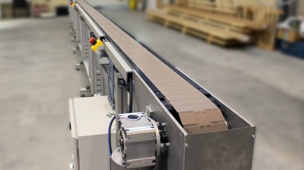 Modular Chain Conveyors