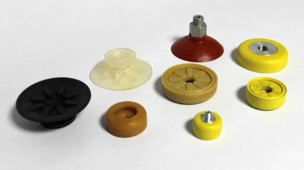 FIPA flat vacuum cups: versatile, dynamic, stable