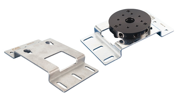 Wall brackets for gripping systems
