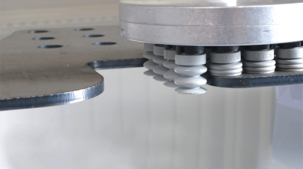 The benefits of FIPA solutions for handling sheet metal