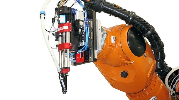 Automatic screwdrivers for flowdrilling screws FSF