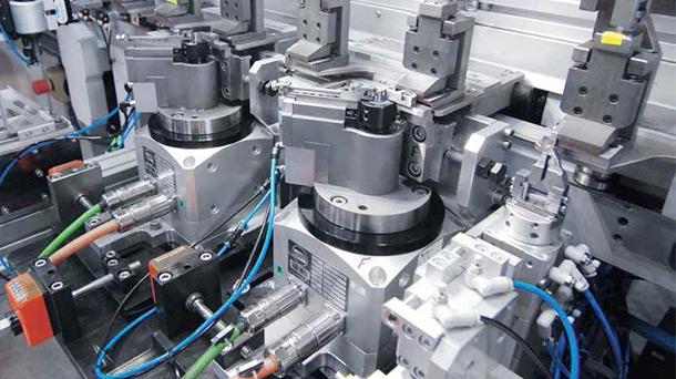 High-torque rotating units ST 140