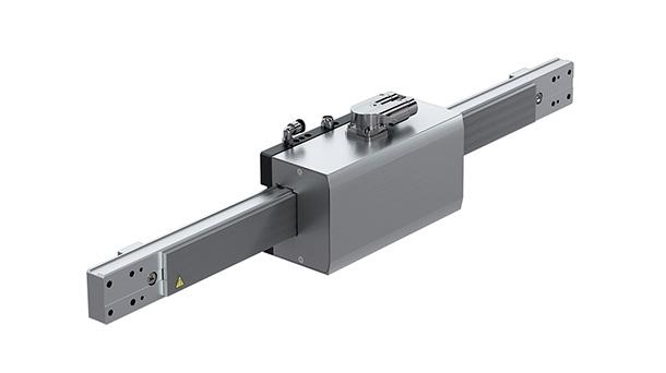 HL 100 highly dynamic linear motor axis