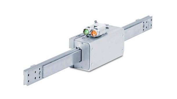 HL 50 highly dynamic linear motor axis