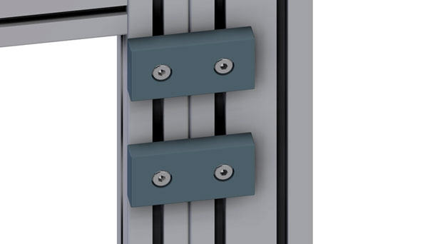 Connecting plates