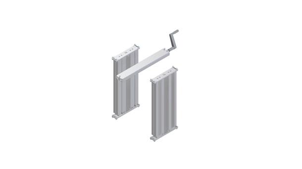 Lifting columns & accessories