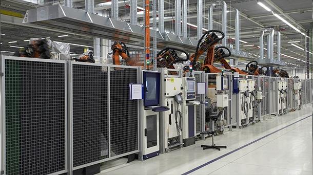 Sistemas de proteção de máquinas e robóticos