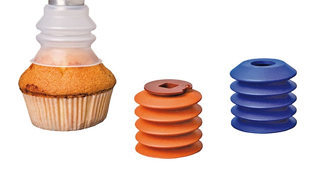 Vacuum cups for baked goods – SL-B and SL-BD