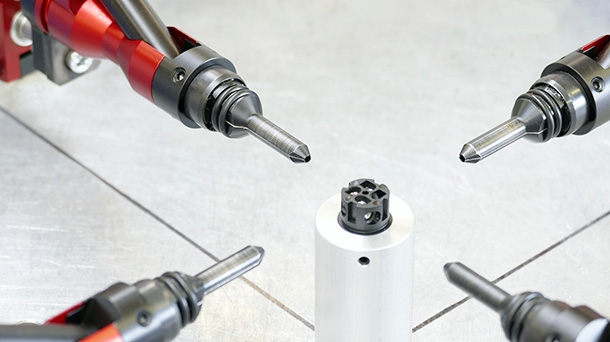 Automatic screwdrivers for screws SES