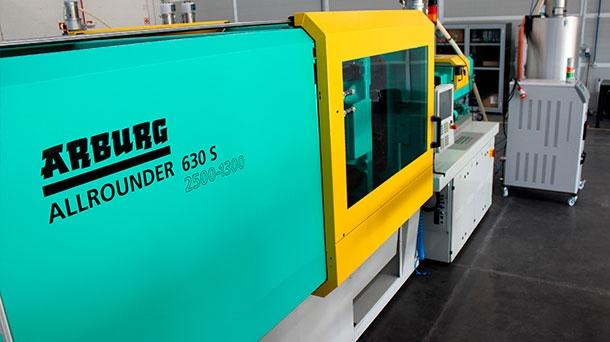 ARBURG ALLROUNDER 630 S