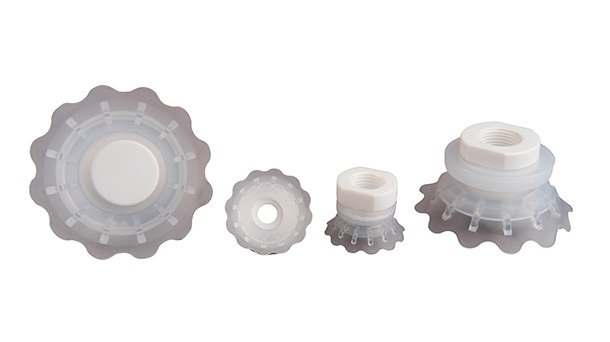 FIPA Variopack® vacuum cups at a glance