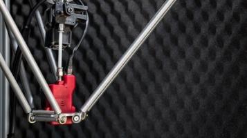 Impressão 3D [FLUIDOTRONICA]