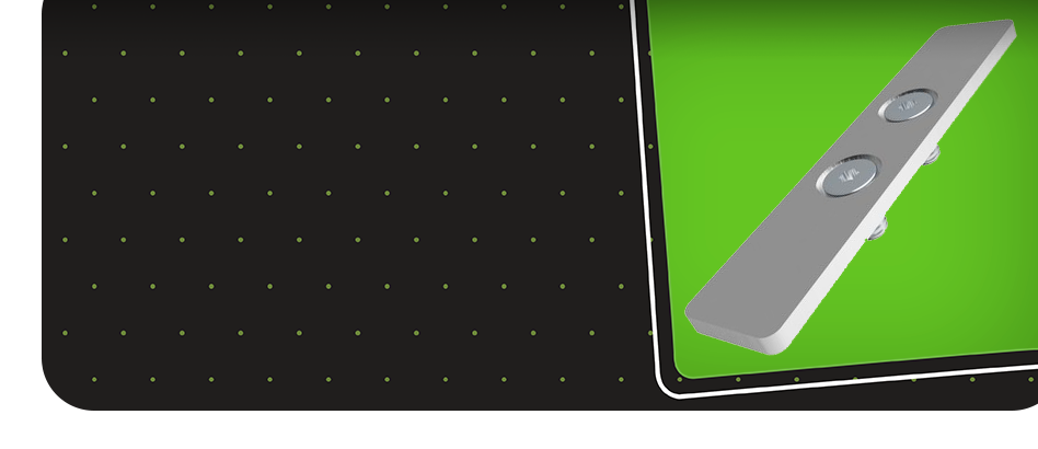 MiniTec: New aluminum end cap for profile