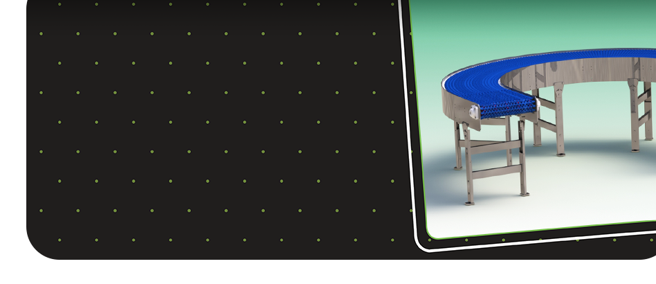 FLUIDOTRONICA: Standard and Modular Belt Conveyors