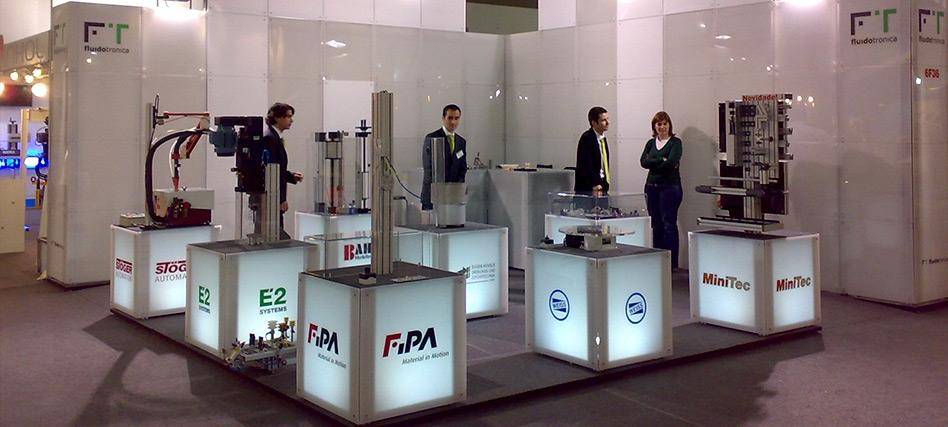 Fluidotronica participates in EMAF 2008