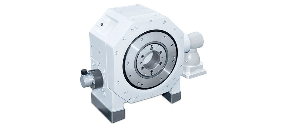 CR heavy duty rotary indexing rings/freely programmable