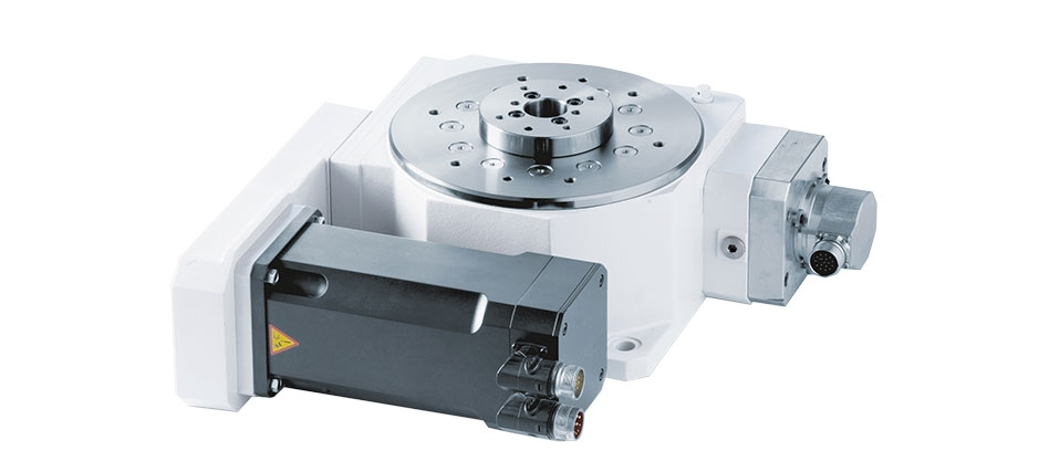 Freely programmable rotary indexing tables