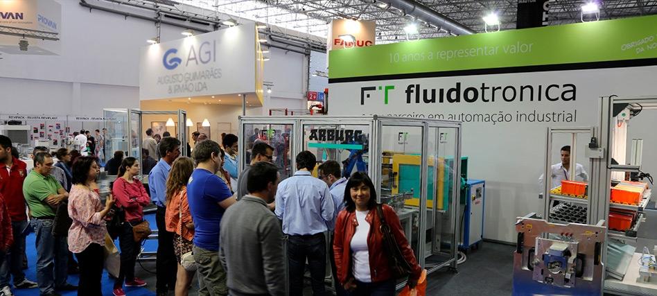 Fluidotronica was present again in MOLDPLAS / TECNA