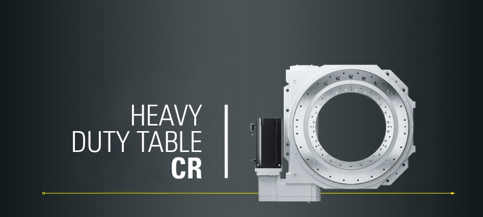WEISS presents new products in the CR range