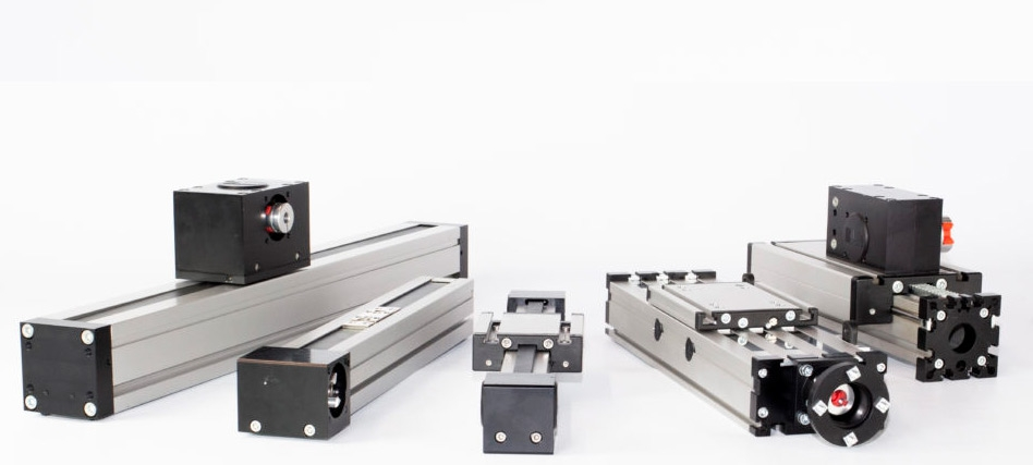 BAHR linear axes for automotive production