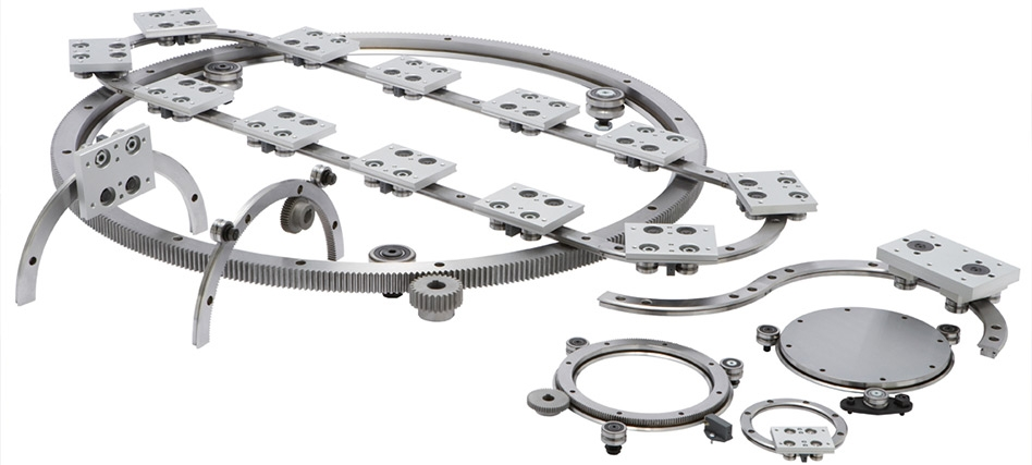 PRT2 - The ideal solution for combining circular and linear motion