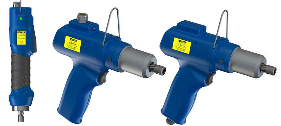 Kolver launches new models of the K-Ducer series