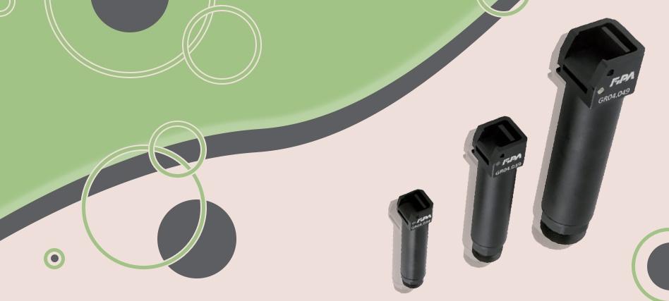 FIPA LATEST NEWS: Compact Gripper Fingers Ø90