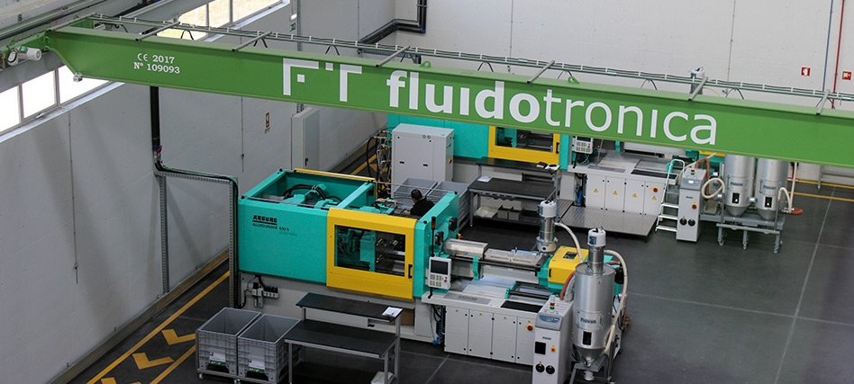 Fluidotronica has a new service for you: a mold testing center