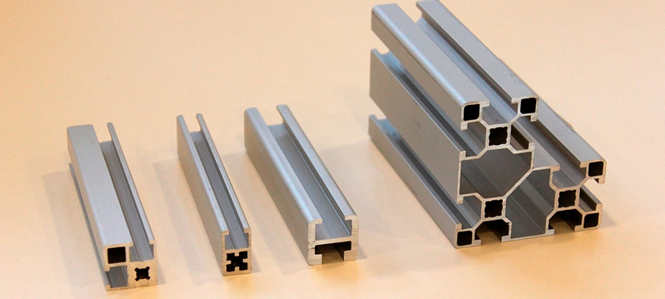 Learn about the advantages of the MiniTec aluminum profile system