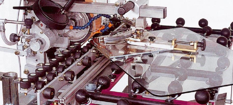 Omnifloat: the Omnitrack solution for glass handling