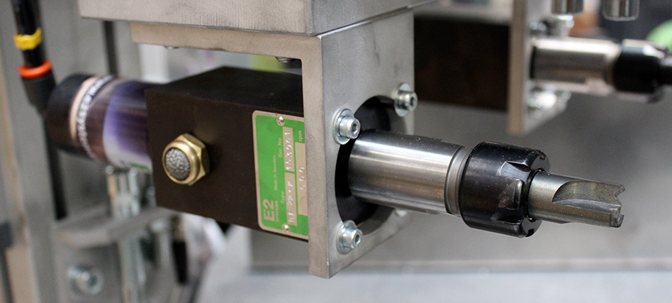 E2 SYSTEMS - Drilling, tapping and milling