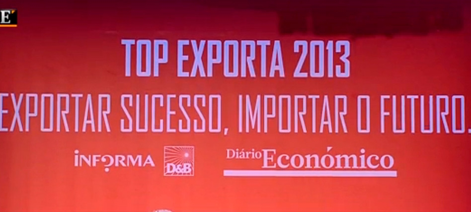 Fluidotronica distinguished by Top Exporta 2013