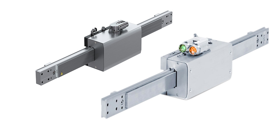 Rapid and harmonic movements with HL highly dynamic linear motor axis