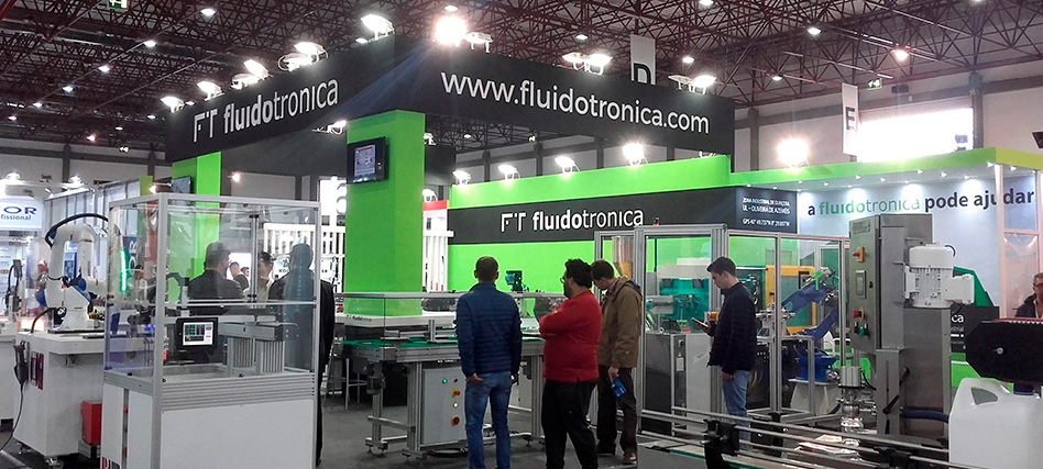 Fluidotronica was once again present in the EMAF fair
