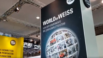 WEISS at Motek 2019